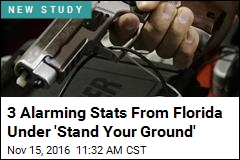 3 Alarming Stats From Florida Under 'Stand Your Ground'