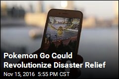Pokemon Go Could Revolutionize Disaster Relief