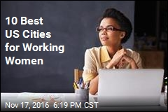 10 Best US Cities for Working Women