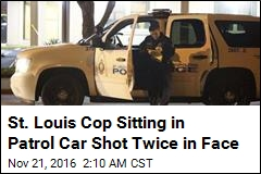 St. Louis Cop Shot in 'Ambush' Attack