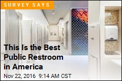 This is the Best Public Restroom in America