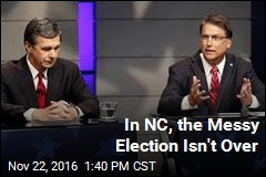 In NC, the Messy Election Isn't Over