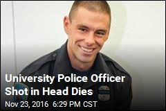Wayne State Police Officer Dies After Being Shot in Head