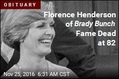 Brady Bunch Mom Florence Henderson Dies