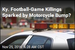 Ky. Football-Game Killings Sparked by Motorcycle Bump?