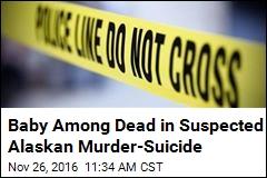 Murder-Suicide Suspected in 4 Deaths in Alaskan Hotel