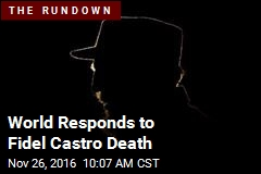 World Responds to Fidel Castro Death