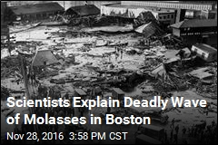 Scientists Explain Deadly Wave of Molasses in Boston