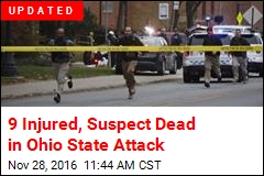 Injuries Reported After Active Shooter Alert at Ohio State