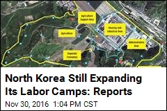 North Korea Still Expanding Its Labor Camps: Reports