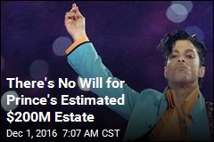 Prince's Estate Estimated at $200M: Court Docs
