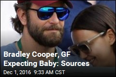 Bradley Cooper, Girlfriend Expecting Baby