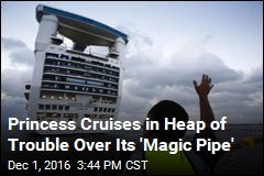 Cruise Line Pleads Guilty to Intentionally Polluting Ocean