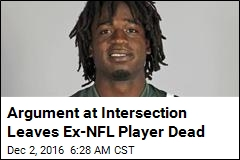 2nd Ex-NFL Player This Year Killed in Road-Rage Incident