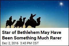 Christmas Lies: Star of Bethlehem Not Actually a Star?