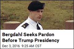 Bergdahl Asks Obama for Pre-Emptive Pardon