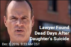 Lawyer Found Dead Days After Daughter's Suicide