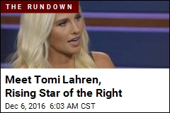 Meet Tomi Lahren, Rising Star of the Right