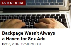 Backpage Wasn't Always a Haven for Sex Ads