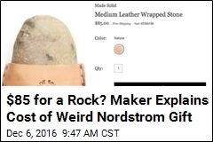 Nordstrom Wins Prize for Most Inexplicable Product of 2016