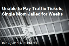 Woman Says She Was Jailed for Weeks Just for Being Poor