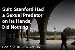 Lawsuit: Stanford Did Nothing After 'Mr. X' Raped Woman