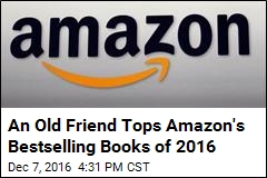 Amazon's 10 Bestselling Books of 2016