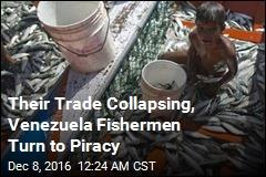 Pirates Terrorize Venezuela Fishermen
