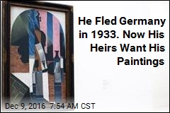 He Fled Germany in 1933. Now His Heirs Want His Paintings
