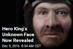 Hero King's Unknown Face Now Revealed