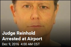 Judge Reinhold Arrested After TSA Screening Snafu