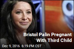 Bristol Palin Pregnant With Third Child