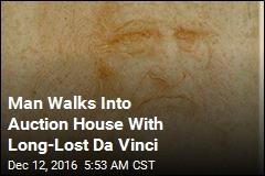 'Heart-Pounding' Da Vinci Discovery Made