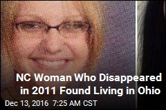 NC Woman Who Disappeared in 2011 Found Living in Ohio