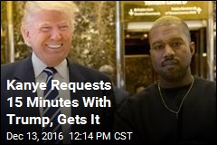 Kanye, Trump Talk Life During Trump Tower Meeting