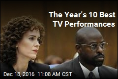 The Year's 10 Best TV Performances
