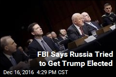 FBI Agrees With CIA: Russia Messed With Election