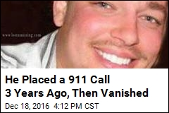 He Placed an Inaudible 911 Call, Then Vanished