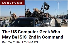 The US Computer Geek Who May Be ISIS' 2nd in Command