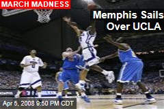 Memphis Sails Over UCLA