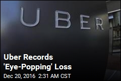 Uber's Losses Top $2B for the Year