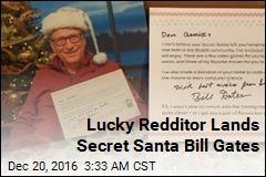 Meet the Best Secret Santa Ever