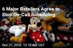 6 Major Retailers Agree to Stop On-Call Scheduling