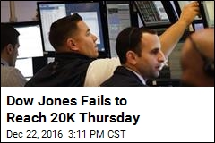 US Stocks End Thursday Slightly Lower