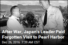 After War, Japan's Leader Paid Forgotten Visit to Pearl Harbor