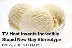 And Now It's Apparently Gay to Eat Ice Cream