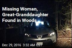 Missing NJ Girl, Great-Grandma Found Alive