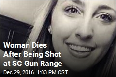 Woman Dies After Being Shot at SC Gun Range