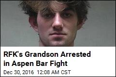 Kennedy Grandson Arrested in Aspen Bar Fight