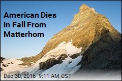 American Dies in Fall From Matterhorn